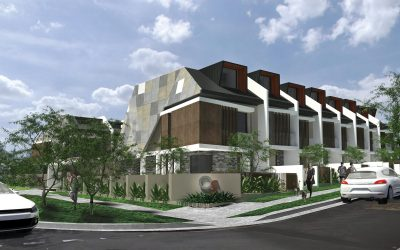 QS – Upcoming development and construction of 15 Townhouses at 231-235 Queen Street CONCORD WEST